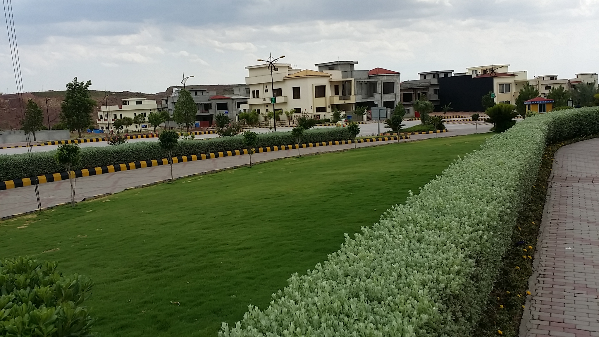 Bahria Enclave Sectors A 10 Marla Plot for Sale