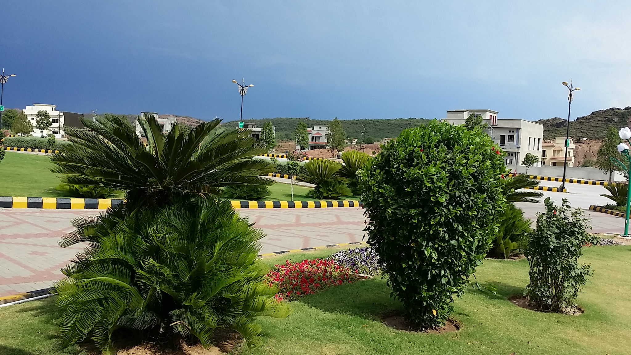 Bahria Enclave, MB Estate,
